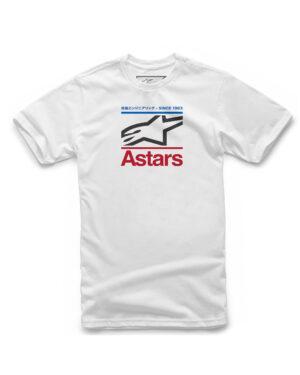Alpinestars Cropped Tee - White - 1211-72002-20