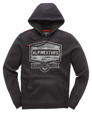 Alpinestars Diner Fleece Hoody - Black - 1019-51017-10
