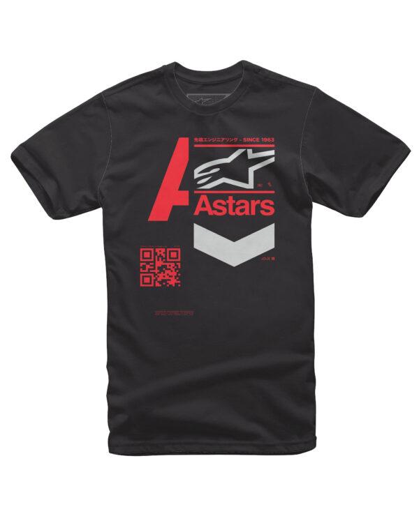 Alpinestars Label Tee - Black - 1211-72007-10