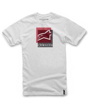 Alpinestars Overlap Tee - White - 1037-72056-20
