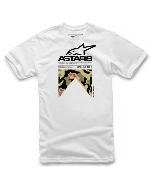 Alpinestars Tactical Tee - White - 1211-72008-20