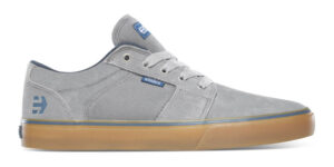 Etnies Barge LS - Grey / Blue / Gum - 4101000351-095