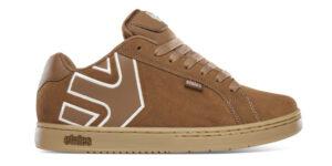 Etnies Fader - Brown / Beige / Gum - 4101000203-232
