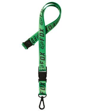 Fox Apex Lanyard - Flo Green - 26034-395