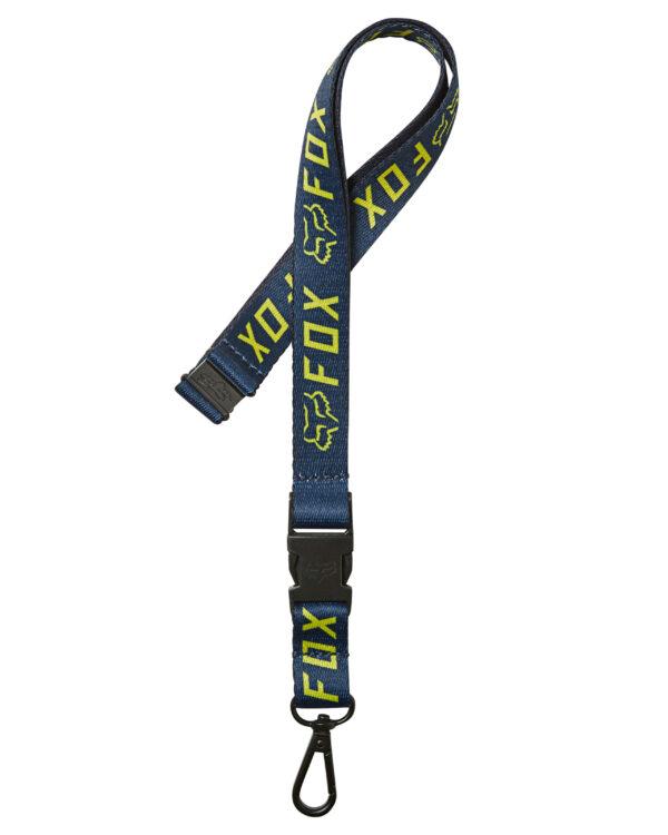 Fox Apex Lanyard - Navy / Yellow - 26034-046