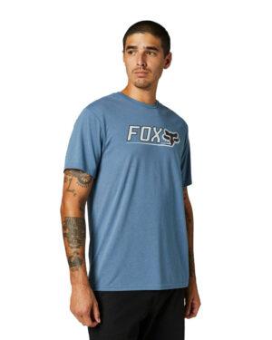 Fox Cntro Tech Tee - Matte Blue - 26971-034