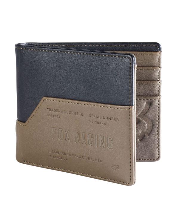 Fox Corner Wallet - Black - 24180-001 - 19197229275227
