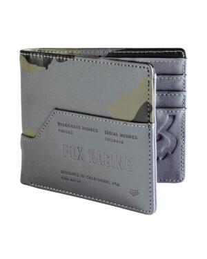 Fox Corner Wallet - Camo - 24180-027 - 191972292637