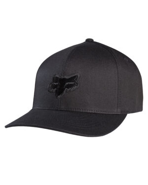 Fox Legacy Cap - Black / Black - 58225-021