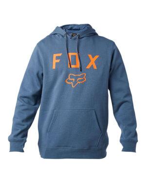 Fox Legacy Moth - Pullover Fleece Hoody - Black - 20555-021