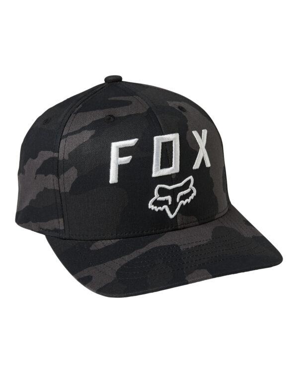 Fox Legacy Moth 110 Snapback Cap - Black Camo - 20762-247