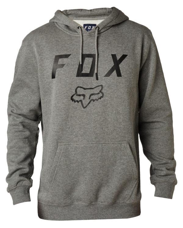 Fox Legacy Moth Hoody - Heather Graphite - 20555-185