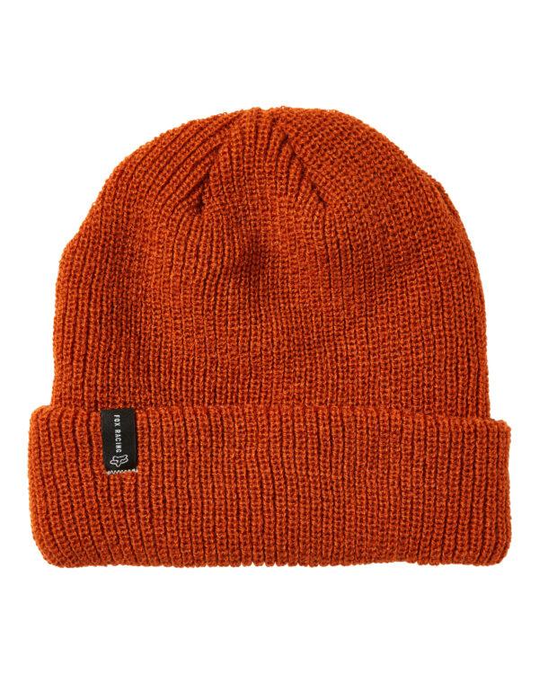 Fox Machinist Beanie - Burnt Orange - 24463-113