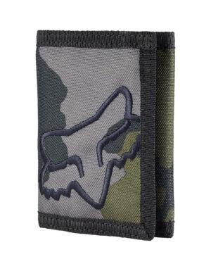Fox Mr. Clean Velcro Wallet - Grey Camo - 20793-033 - 191972303128