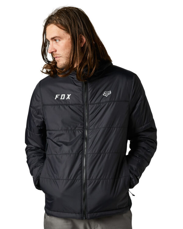 Fox Ridgeway Jacket - Black / Grey - 25939-014
