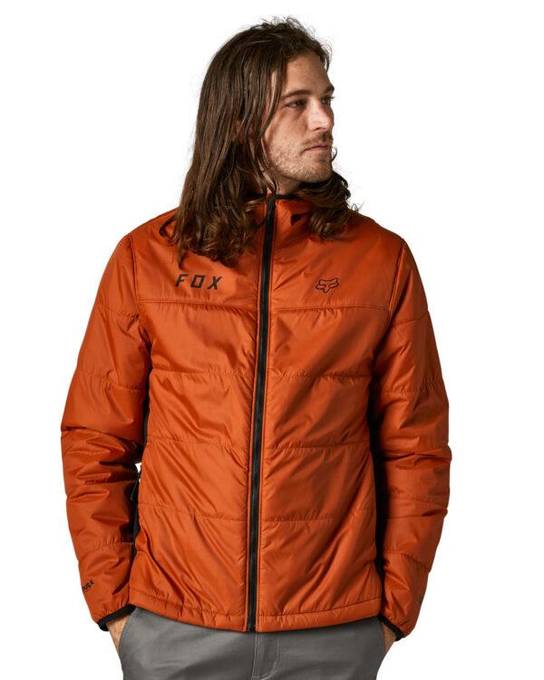 Fox Ridgeway Jacket - Burnt Orange - 25939-113