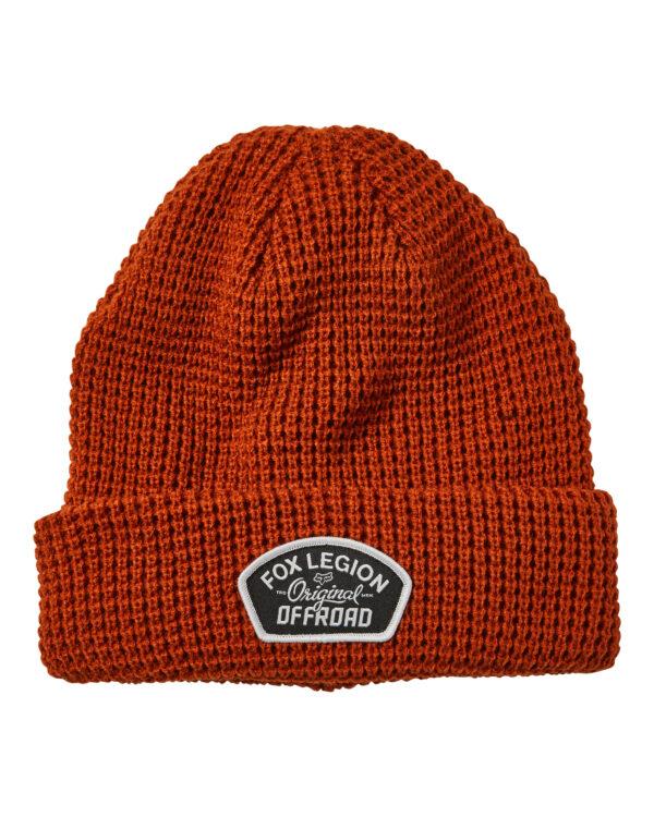 Fox Speed Division Beanie - Burnt Orange - 28346-113