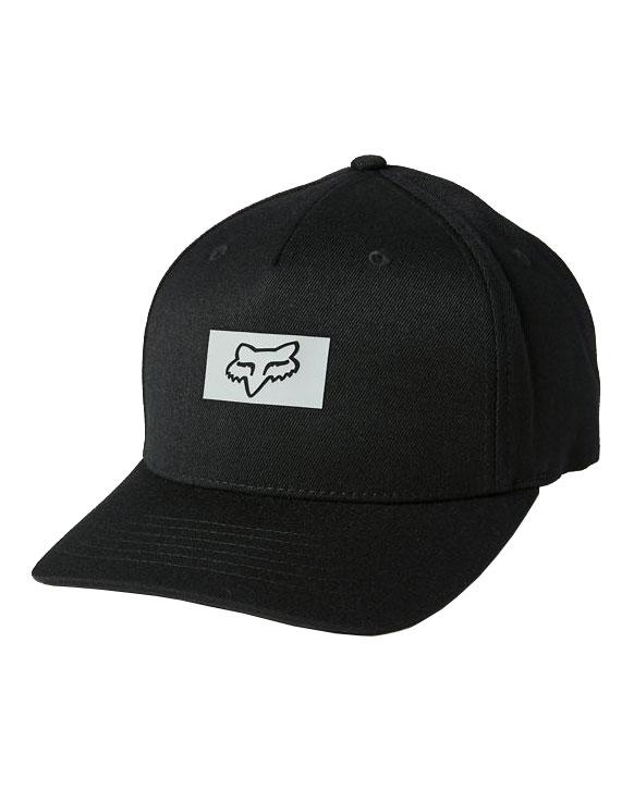Fox Standard Flexfit Cap - Black - 27093-001