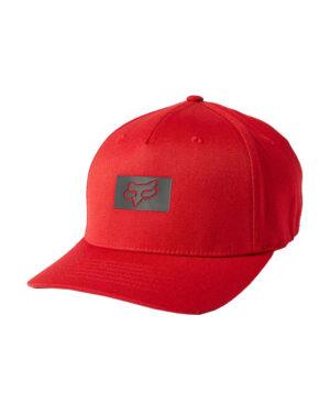 Fox Standard Flexfit Cap - Chili - 27093-555