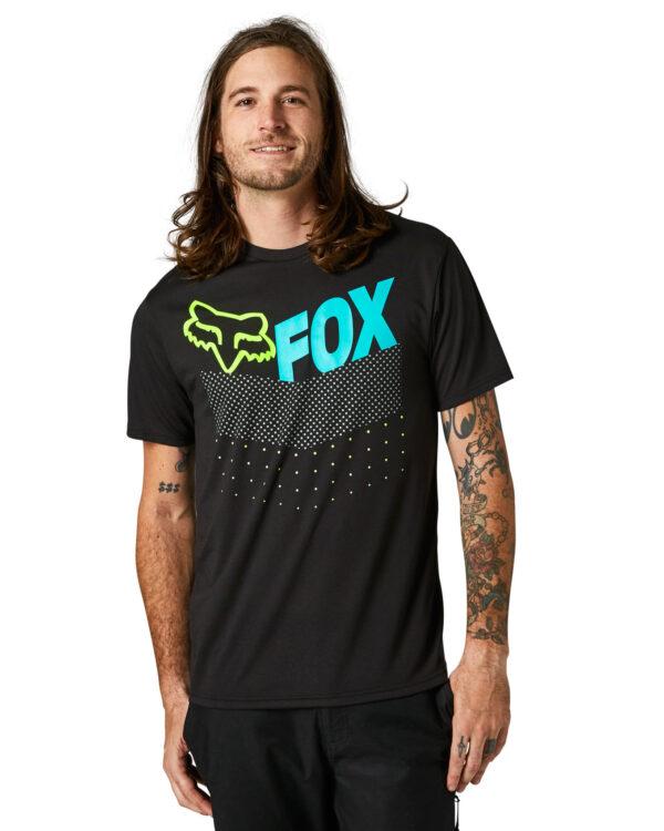 Fox Trice Tech Tee - Black - 28551-001