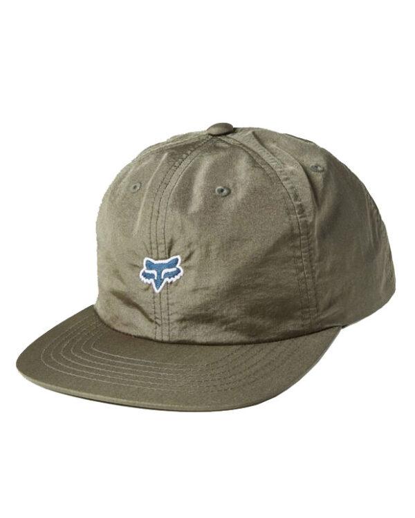 Fox Volpetta Snapback Cap - Olive Green - 27083-099