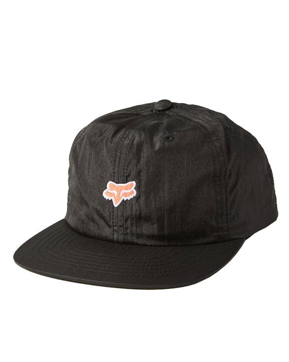 Fox Volpette Snapback Cap - Black - 27083-001