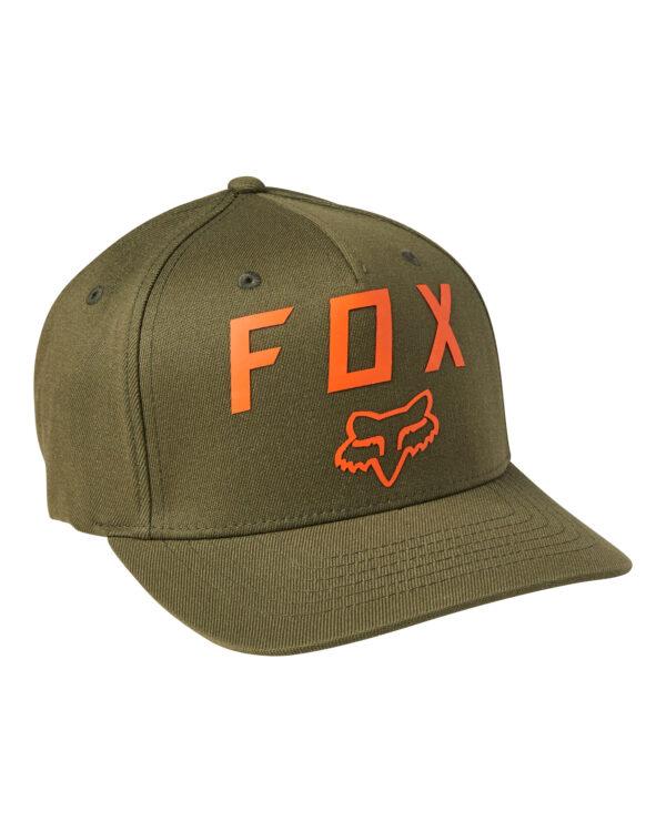 Fox Number 2 2.0 Cap - Fatigue Green - 28680-111