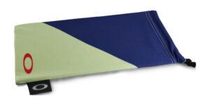 Oakley Agility Blue / Yellow Microbag - 102-154-001 - 888392230720