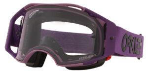 Oakley Airbrake MTB - Heritage Stripe Lavender - Prizm Low Light - OO7107-07 - 888392477705