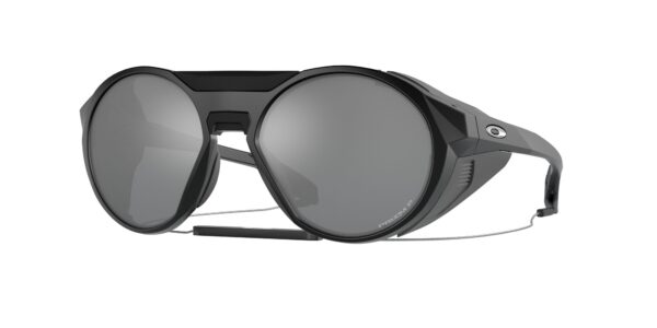 Oakley Clifden - Matte Black - Prizm Black Polarized - OO9400-9356 - 888392499837