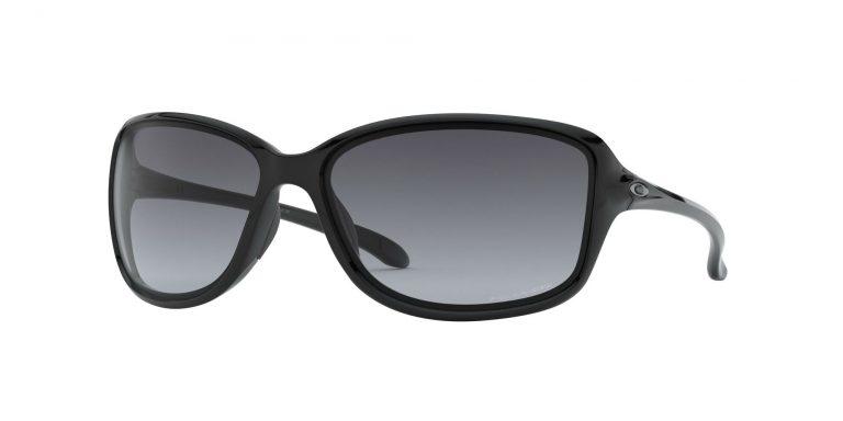 Oakley Cohort - Polished Black - Grey Gradient Polarized - OO9301-04 - 888392162960