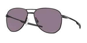 Oakley Contrail - Satin Black - Prizm Grey - OO4147-0157 - 888392561916