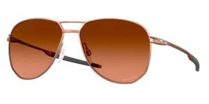 Oakley Contrail - Satin Rose Gold - Prizm Brown Gradient - OO4147-0557 - 888392561954