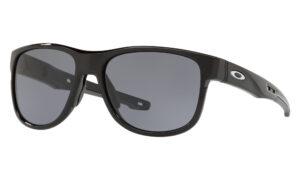 Oakley Crossrange R - Polished Black - Grey - OO9359-0157 - 888392294203