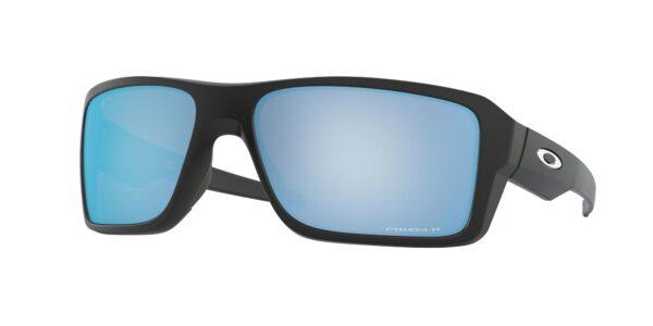 Oakley Double Edge - Matte Black - Prizm Deep Water Polarized - OO9380-1366 - 888392320742