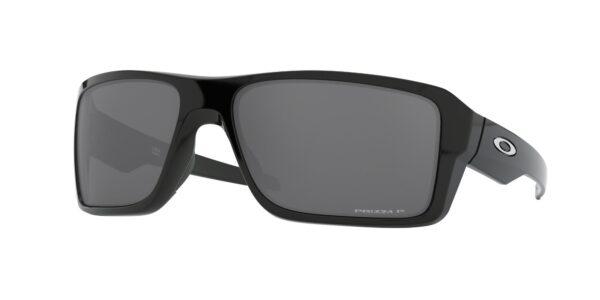 Oakley Double Edge - Polished Black - Prizm Black Polarized - OO9380-0866 - 888392276490
