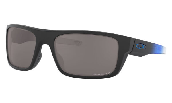 Oakley Drop Point - Ignite - Polished Black - Prizm Black Polarized - OO9367-3260 - 888392459763