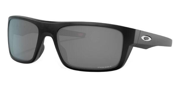 Oakley Drop Point - Matte Black - Prizm Black Polarized - OO9367-0860 - 888392276438
