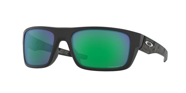 Oakley Drop Point - Matte Black Prizmatic - Prizm Jade Polarized - OO9367-2260 - 888392374493