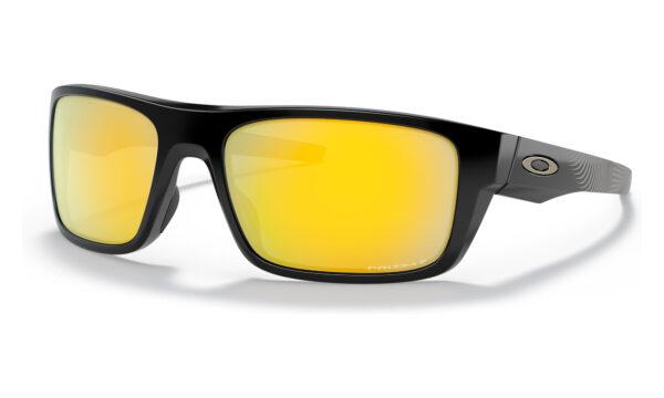 Oakley Drop Point - Midnight - Polished Black - Prizm 24K Polarized - OO9367-2160 - 888392358455