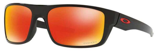 Oakley Drop Point - Polished Black - Prizm Ruby - OO9367-1660 - 888392326485