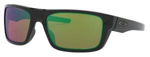 Oakley Drop Point - Polished Black- Prizm Shallow Water Polarized - OO9367-1560 - 888392320711