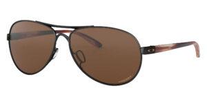 Oakley Feedback - Polished Black - Prizm Tungsten - OO4079-3659 - 888392404633