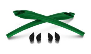 Oakley Flak 2.0 Sock Kit - Bright Green - 101-446-008 - 888392150783