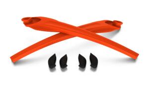 Oakley Flak 2.0 Sock Kit - Orange - 101-446-010 - 888392150806