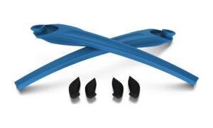 Oakley Flak 2.0 Sock Kit - Sky Blue - 101-446-011 - 888392150813