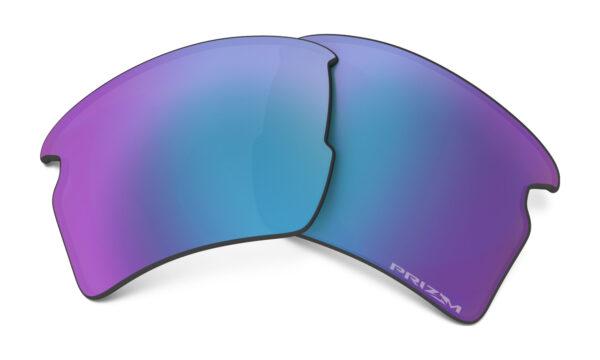 Oakley Flak 2.0 XL - Lens - Prizm Sapphire Polarized - 101-108-015 - 888392306807