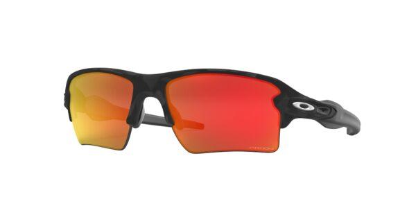 Oakley Flak 2.0 XL - Black Camo - Prizm Ruby - OO9188-8659 - 888392326904
