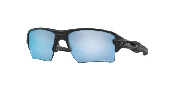 Oakley Flak 2.0 XL - Matte Black - Prizm Deep Water Polarized - OO9188-5859 - 888392225245