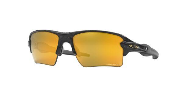 Oakley Flak 2.0 XL - Midnight - Polished Black - Prizm 24K Polarized - OO9188-9559 - 888392358479